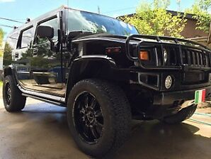 Custom H2 Hummer for Sale
