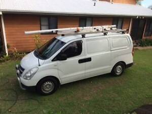 2009 Hyundai iLoad Van/Minivan Sarina Beach Mackay Surrounds Preview