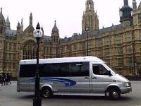 **MINIBUS FOR HIRE WITH DRIVER**