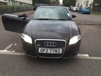AUDI A4 2.0 Turbo S-Line Convertable