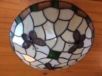 Tiffany style hanging lampshades brand new