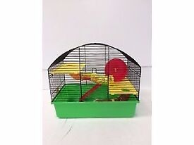 2 Storey Hamster Cage rrp 29.99
