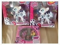 3 Brand New My Little Pony Toys £10 each or all 3 for £25