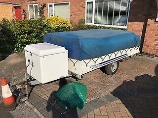 conway coniston trailer tent for sale
