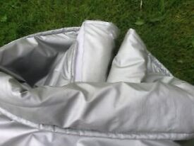 OUTER WINDSCREEN COVER FOR CAMPERVAN/MOTORHOME