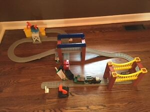 Children's remote control Lionel train set