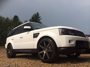 2012 Land Rover Range Rover Sport HSE Sport SUV, Crossover