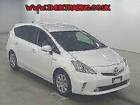 Toyota Prius Plus/Prius Alpha/Prius + Hybrid 1.8 2014 7 SEATER (BIMTA)