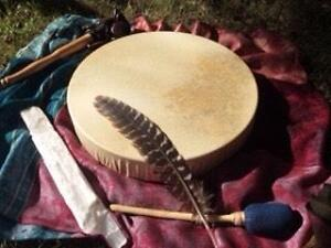 Shamanic Drum-Making Retreat Dungog Dungog Area Preview
