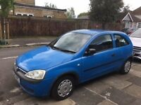 1.0L Vauxhall Corsa in lovely condition-New MOT-Super Cheap to run-make a great 1st Car-Ready to go!