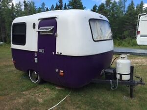 1975 13' Boler (Canadian Made)