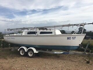 Boomerang 20 Trailer Sailer