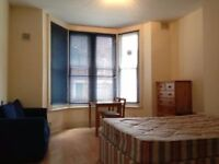STUDIO FLAT 10 MINS TOWN/DMU/FOSSE PARK £ 550 ALL BILLS INCLUDED PLUS WIFI