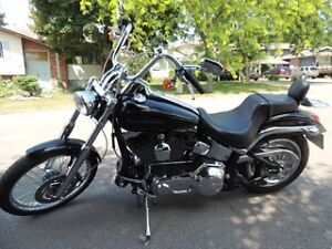 2002 Harley Softail Deuce For Sale