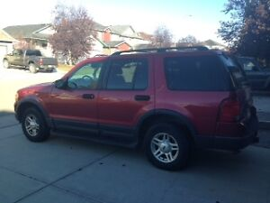 2003 Ford Explorer, priced to sell