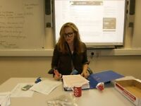 Skype and Face to Face English Pronunciation Classes Offered by Qualified and Experienced Teacher.