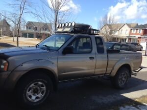 2004 Nissan Frontier – Off Road Truck Project