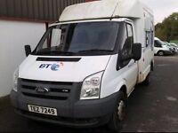 2008 Ford Transit T350m 100 Box Van