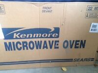 Kenmore Microwave Oven product 85420 in Fort McMurray