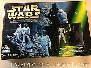 Star Wars Escape The Deathstar Game