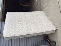 Ortho mattress used in Guest room