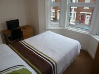 RECENTLY REFURBISHED 6 BED PROFESSIONAL HOUSE SHARE AVAILABLE NOW, HEATON- ONLY £345PCM BILLS INCL