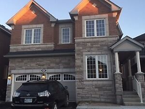 Brand New Detached*5Bedrm*4Washrm*Mississauga Rd*GO Stn*Brampton