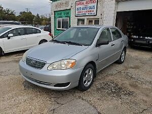 2006 Toyota Corolla CE, Fresh Safety, Clean Title