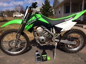 2016 Kawasaki dirt bike