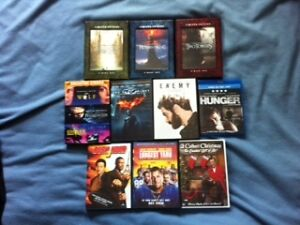 Lot de DVD & Blu Ray