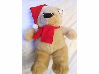 Very Soft Large SantaTeddy Bear