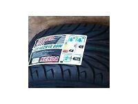 Tyres 235/70R18