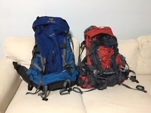 HIKING/TRAVEL PACKS