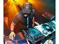DJ for parties, weddings, and events