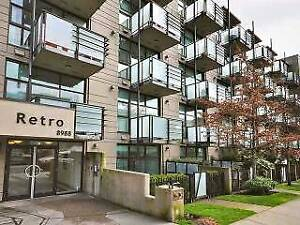 $1700 / 1br - 500ft2 - Vancouver appt with parking- Apr1/19
