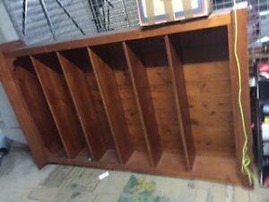 Colonial Australian Wood Bookcase Mosman Mosman Mosman Area Preview
