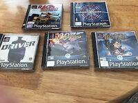 Play station one games