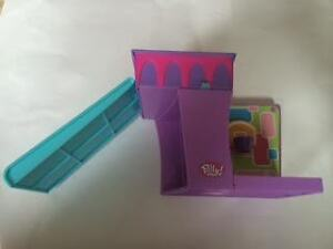 Polly Pocket 2002 Game Room Garage