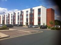 2 Bed Fully Furnished Modernized flat near Manchester Airport off M56