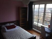 Double room in shared flat. Available for two Months (December and January)