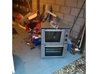 Electrolux gas oven and grill EOG 7330
