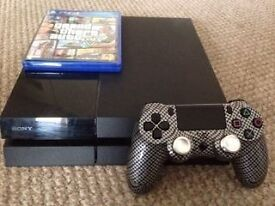 I have to sell PS4 console with thunder gta5
