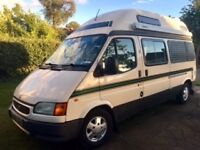 Auto-sleeper Duetto Ford Transit Turbo Diesel 2.5