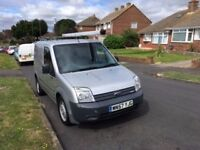 FORD TRANSIT CONNECT 1.8 DIESEL T220 LX FULLY LOADED WITH EXTRAS RACKING AND STORAGE