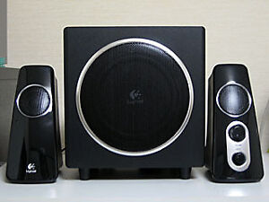 Logitech z523 Speakers & Sub