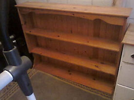 LARGE DUCAL PINE DRESSER TOP
