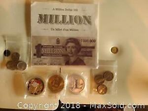 Foreign Currency / Collector Coins B