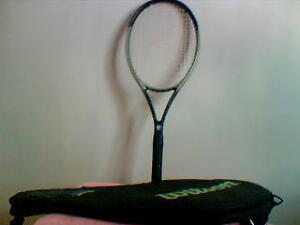 Wilson Hammer System Tennis Racket with Bag