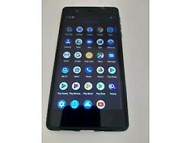 NOKIA N3 TA-1020 BLACK COLOUR. 16GB AND UNLOCK TO ALL NETWORK.