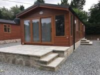 Lodge for rent Auchterarder